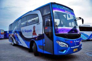 PO Haryanto Jetbus -Mungkin Armada ini sudah di rebody :D Credit pict by Kaskus
