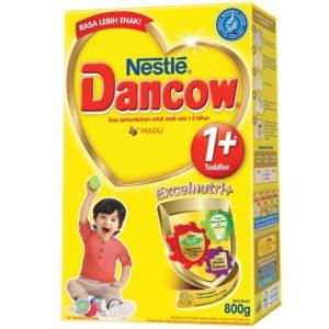 Gambar Susu Dancow 1 + Rasa Madu